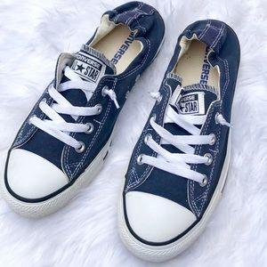 Converse Chuck Taylor Shoreline Blue Sneakers